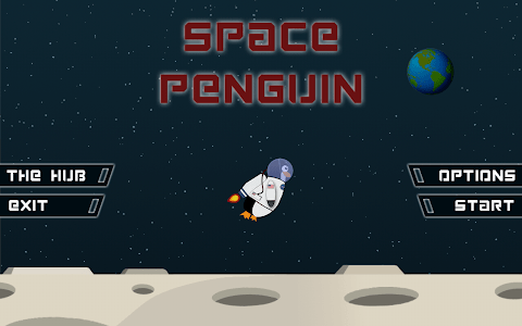 Space Penguin screenshot 4