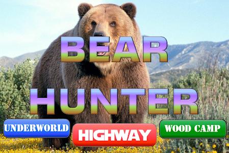 Bear Hunter 2015 screenshot 2