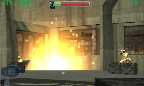 Critical SWAT strike screenshot 1