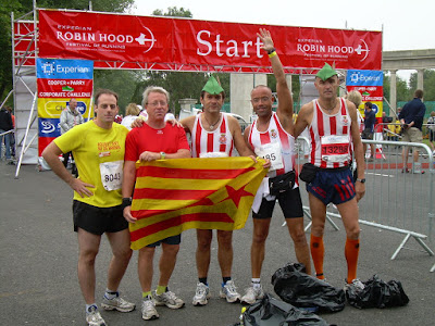 Catalans at Nottingham
