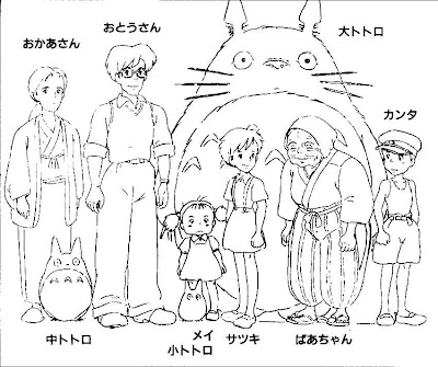 Japanese Learning Notes: An analysis of 「となりのトトロ」 from the
