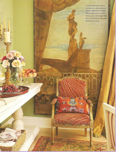 wicker chairs with ottoman underneath rocker patio sweet home picture: cote de texas #7