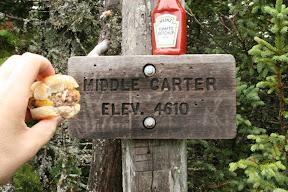 Middle Carter Mountain