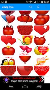 emoji love screenshot 3