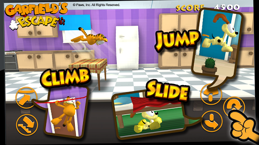 Garfield's Escape APK