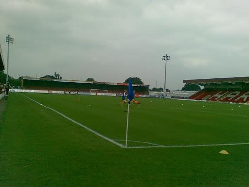 Pre-match preparations
