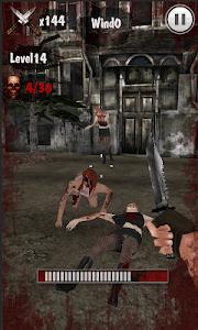 Knife King3-Zombie War 3D screenshot 2