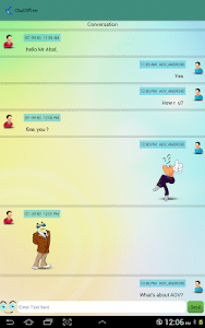 Chat Offline screenshot 2