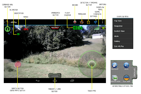 AR.Pro 2 for AR.Drones screenshot 0