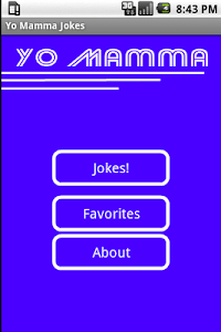 Yo Mamma Jokes screenshot 0