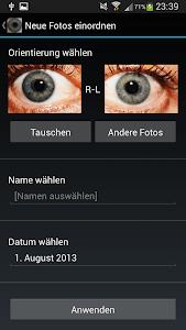 Eye Diagnosis screenshot 1