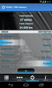 NLigtas - NLEX Traffic Updates screenshot 3
