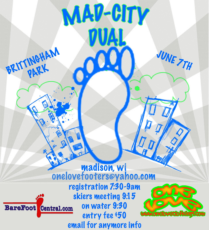 Mad-City Dual 2008 Flyer