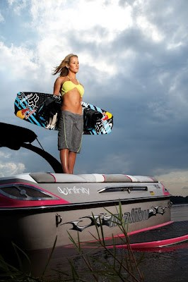 Dallas Friday for Malibu Boats via WaterSki Magazine