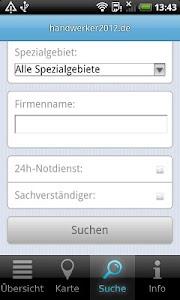 Handwerker App screenshot 4