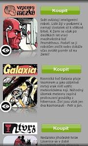 Vzpoura mozků, Galaxia a Tvrz screenshot 2