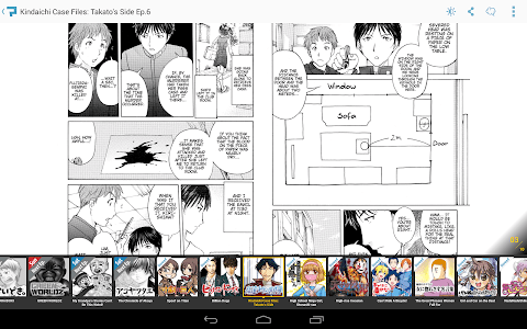 Manga Box: Manga App screenshot 9