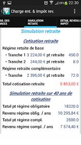 Optimisation du Revenu screenshot 4
