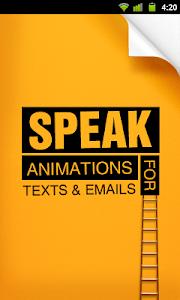 Speak Text Free screenshot 0