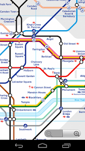 London Tube Map screenshot 0