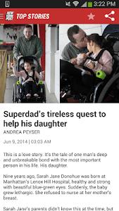 New York Post for Phone screenshot 0