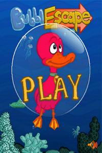 Bubble SeaDuck Escape screenshot 0