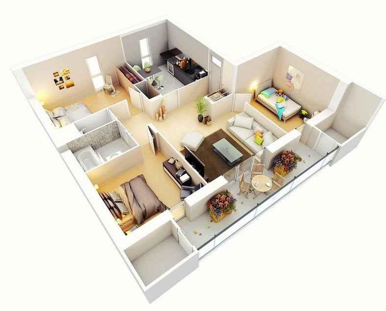 3DSmall Home Plan Design Ideas Google Play Store Revenue