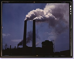 Carbon Smoke - The Library of Congress on Flickr