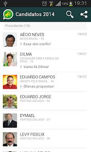 Fala Candidato screenshot 2