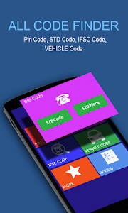 All Code Finder - India screenshot 4