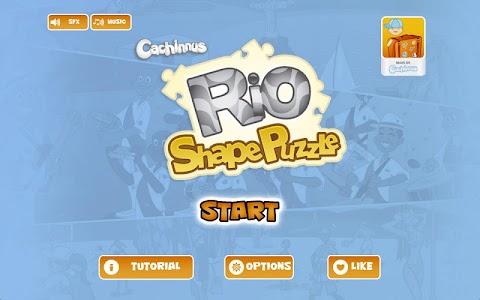 Rio Shape-Puzzle screenshot 7