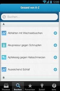 Erkältungs-Tipps screenshot 2