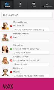 VoXX Mobile screenshot 0
