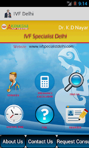 IVF India  Akanksha IVF Centre screenshot 10