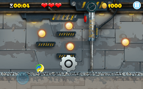 Rolling Roll - Running Game screenshot 1