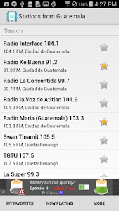 Radio Guatemala screenshot 11
