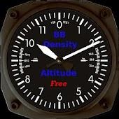 BB Density Altitude Calculator