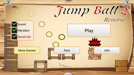 Jump Ball 2 Reverse screenshot 0