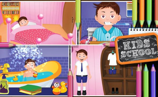 Kids School Games For Kids Android Apps On Google Play