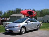 Good Roof Rack for Kayak? - 8th Generation Honda Civic Forum