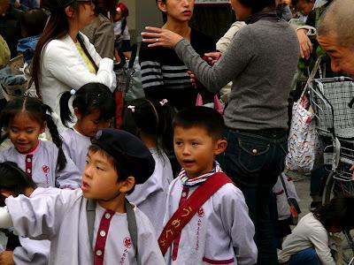 Guardería en Asakusa
