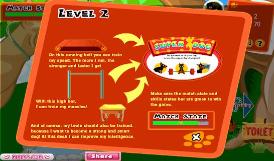 My Sweet Dog - Free Game screenshot 16