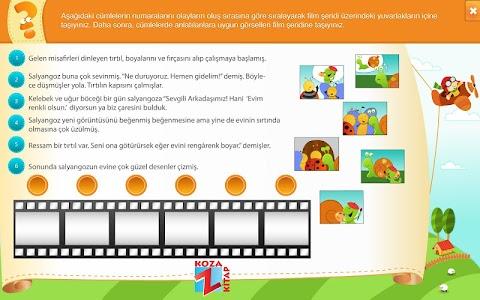 Türkçe 6 KOZA Z-Kitap screenshot 3