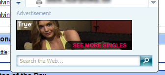 She may be single...but she sure isnt monogamous.