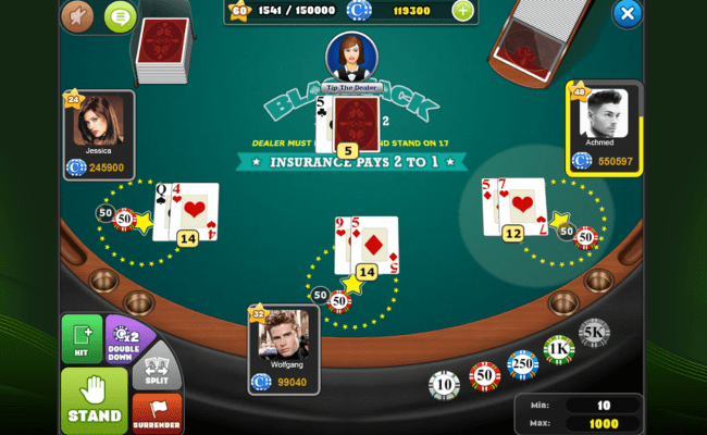 Blackjack Arena Android Apps On Google Play