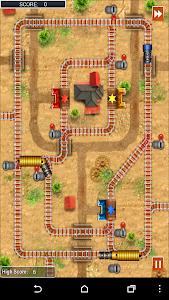 Addictive Wild West Rail Roads screenshot 1
