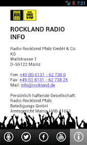 ROCKLAND RADIO screenshot 4