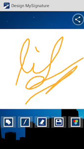 Design My Signature-Sign Maker screenshot 5