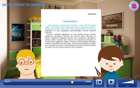 Türkçe 5 KOZA Z-Kitap screenshot 3