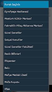 İzmir Akıllı Durak screenshot 4